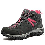 Women's Athletic Shoes Spring / Summer / Fall / Winter Comfort Suede Outdoor / Athletic / Casual Purple / Gray Hiking / Trail Running