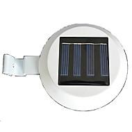3 LED Solární plot Gutter Light Venkovní posezení zahrádka Wall Pathway Žárovka (Cis-57155)