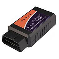 kettős rendszer ELM327 OBD2 wifi jármű érzékelő berendezés érzékelő diagnosztikai vezeték nélküli wifi ELM327