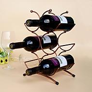 Stojany na víno Slitina železa,22*15*34CM Víno Příslušenství