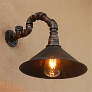 AC 110-130 / 220-240 ac 40 E26 / E27 caratteristica brunito rustico / lodge / paese per lampadina inclusa, ambiente muro di luce
