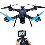 Dronă JJRC X1G 4CH 6 Axe Cameră HD 2.0MP FPV Iluminat LED Failsafe Zbor De 360 Grade Acces în Timp Real Footage Planare Avertizare