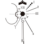 Wall Clock adesivos adesivos de parede, cronometrista diy parede decorativo pvc adesivos