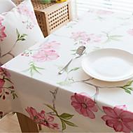 Carré Toile Nappes de table , 100% Coton Matériel Hôtel Dining Table / Tableau Dceoration