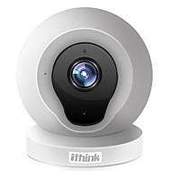 ithink® q2 trådlösa ip-kameror babyvakt 720p hd p2p videoövervakning mörkerseende rörelseavkänning
