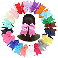 Elásticos & Ties Acessórios de cabelo Poliéster perucas Acessórios para Mulheres