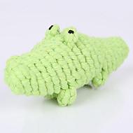 Zabawka dla kota Zabawka dla psa Zabawki dla zwierząt Zabawki do żucia Zabawka do czyszczenia zębów Lina Rybki Tkany Kreskówka Tekstylny
