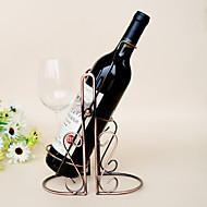 Casiers à Bouteilles Fonte,18.5*11*27CM Du vin Accessoires