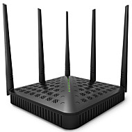 Tenda draadloze router ac1200 dual band gigabit wifi router fh1202 engels firmware (us plug)