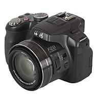 SeaGull ® Digital Camera G-Sensor / Microphone / WiFi Black 2.8