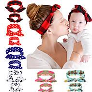 Хайратники Аксессуары для волос Ткань парики Аксессуары Для женщин