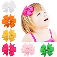 20 цветов / комплект волосы бант клипы ребёнки аксессуары для волос