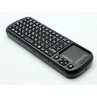 bežična tipkovnica jezik više mini bežična tipkovnica multitouch touch tipkovnica