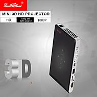 DLP-100WM DLP Mini projektor FWVGA (854x480) 360 LED 4:3 16:9 16:10