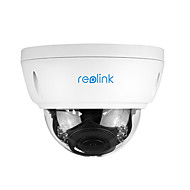 Reolink®RLC-422 Outdoor 4.0 Megapixel HD Dome IP Camera with PoE/Onvif/Night Vision/Motion Detection