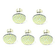 5 PCS Trådløs Others E27 led 60 SMD2835 AC220V / 110 v 800 Lm Warm White Neutral White Lamp Cup Other