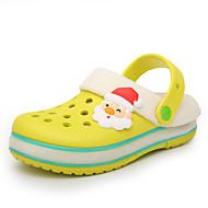 Para Meninos-Chinelos e flip-flops-Conforto Light Up Shoes-Rasteiro-Azul Verde Rosa-Sintético-Ar-Livre Casual Para Esporte