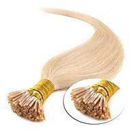 i przechylić Przedłużanie włosów blond (613 #)