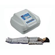 nova Pressoterapia calor pressão onda de ar emagrecimento detox perda de gordura corporal embrulhar equipamentos de beleza Slim Fast
