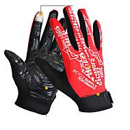 Handschoenen Activiteit/Sport Handschoenen Dames Heren Hond & Kat Fietshandschoenen Voorjaar Herfst Winter WielrenhandschoenenAdemend