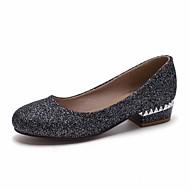 Žene Natikače i mokasinke Proljeće Ljeto Jesen Inovativne cipele Udobne cipele Umjetna koža Lakirana kožaVjenčanje Ured i karijera