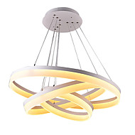 Flush Mount ,  Modern/Contemporary Traditional/Classic Others Feature for LED AcrylicLiving Room Bedroom Dining Room Study Room/Office