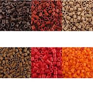 ca. 500p / bag 5mm zekering kralen Hama kralen diy puzzel eva