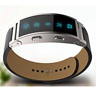 Smart armbånd a2 bevægelse skridttæller mobiltelefon tracking anti-tabt enhed