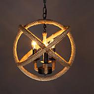 2 Závěsná světla ,  Země Ostatní vlastnost for LED návrháři Kov Jídelna studovna či kancelář vstupní chodba Herní pokoj Chodba