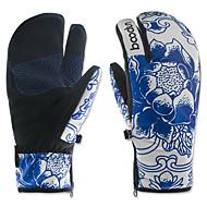 Ski-Handschuhe Vollfinger Damen / Herrn Sporthandschuhewarm halten / Antirutsch / Wasserdicht / Winddicht / Schneedicht / Schnell