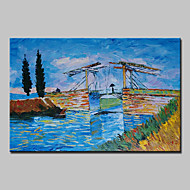 Hand Painted Famous Oil Painting On Canvas Modern Abstract Wall Art Picture For Home Decoration Ready To Hang