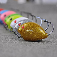 "1 pcs Metal Bait Hard Bait Assorted Colors 14 g/3/8 oz. Ounce mm/2-1/8"" inch,Metal Bait Casting / General Fishing"