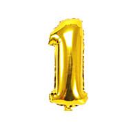 Ballonnen Alles voor de feestdagen Cilindrisch Aluminium Groen Voor jongens Voor meisjes 5 tot 7 jaar