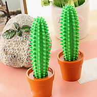 Zöld kaktusz alakú golyóstoll