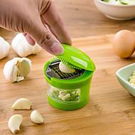 Salottisipuli / Valkosipuli / Ginger Peeler & Grater For For Keittoastiat Muovi / Ruostumaton teräsKorkealaatuinen / Creative Kitchen