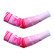Arm Warmers Bike Windproof / Protective / Comfortable Unisex Pink / Blue Terylene