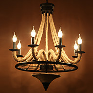 2w Pendant Light ,  Country Others Feature for LED / Designers Metal Living Room / Dining Room / Study Room/Office / Entry / Hallway