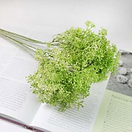 48cm Silica Gel Plants  Artificial Plants Fake Milan Decor Garden 1 Branch