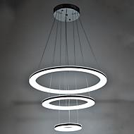 0.5 Závěsná světla ,  moderní - současný design Pochromovaný vlastnost for Křišťál / LED KovObývací pokoj / Ložnice / Jídelna / Kuchyň /