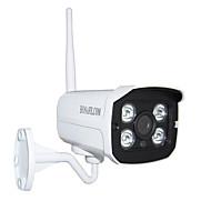 hosafe.com 720p camera ip wireless în aer liber ONVIF w / 32GB card Micro SD / detectare mișcare de alertă / e-mail