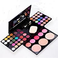 54 Eyeshadow Palette Dry Eyeshadow palette Cream Normal Daily Makeup