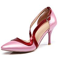 Femme Chaussures à Talons A Bride Arrière Mary Jane Nouveauté Similicuir Printemps Eté Automne HiverDécontracté Soirée & Evénement