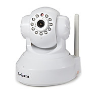 Sricam® Onvif 720P Megapixel Wifi PT IR Indoor IP Camera SP005 Support 128G MicroSD Card
