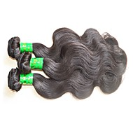 wholesale 10a indian remy human hair weaves 1kg 10bundles lot indian virgin hair body wave natural black color top quality free tangles