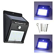 Udendørsbelysning 6 LED