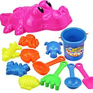 Rollelegetøj Hobbylegetøj Legetøj Originale Krokodille ABS Regnbue Til drenge Til piger