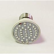 3W E26/E27 LED-drivhuslamper 36 260-312 lm Rød Blå AC 85-265 V 1 stk.