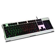 gaming tipkovnica Creative tipkovnica USB Other Multi Boja pozadinskog osvjetljenja Tvornički OEM VMQ-61