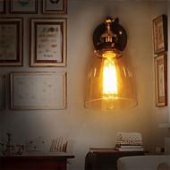 AC 110-130 AC 100-240 60 E26/E27 Rustique Peintures Fonctionnalité for Style mini,Eclairage d'ambiance Applique murale