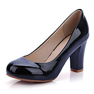 Women's Heels Spring Summer Fall Winter Comfort Novelty Slingback Synthetic Leatherette PU Wedding Office & Career Dress Party & Evening